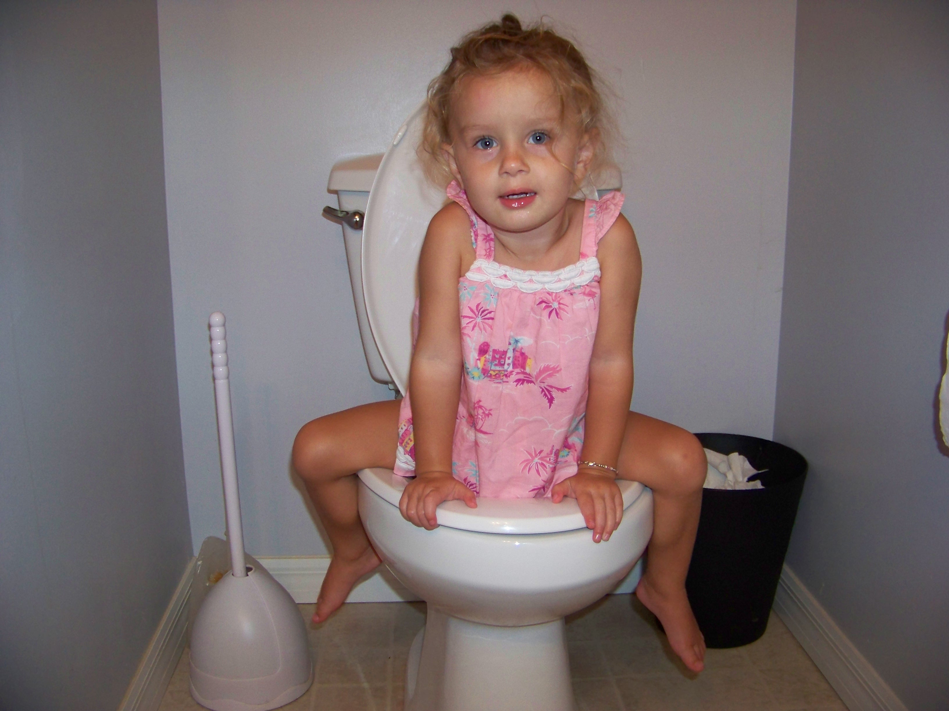 Potty Time!